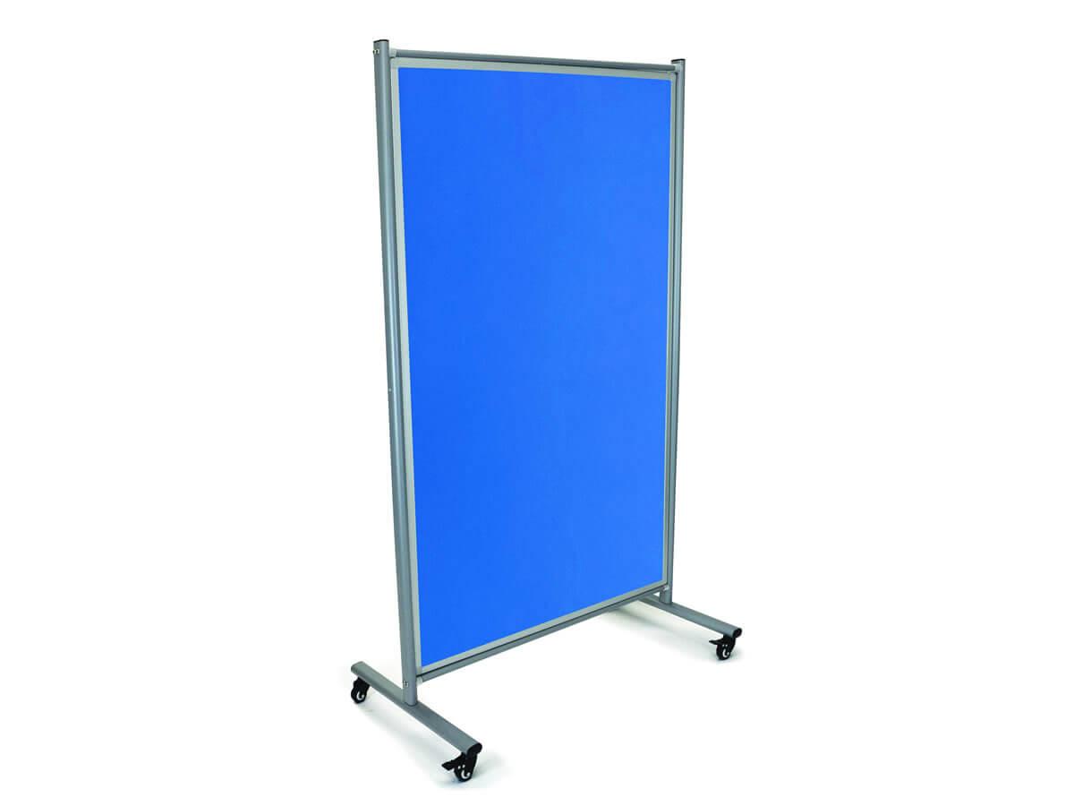 Room Divider Modulo Mobile Pinboard