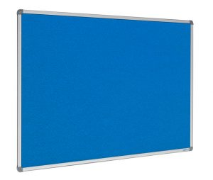 Velour Standard Frame Pinboard