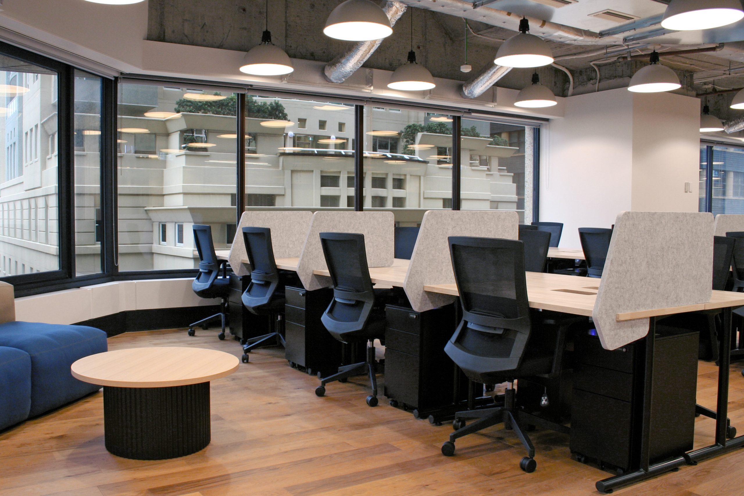 Acoustic Desk Dividers