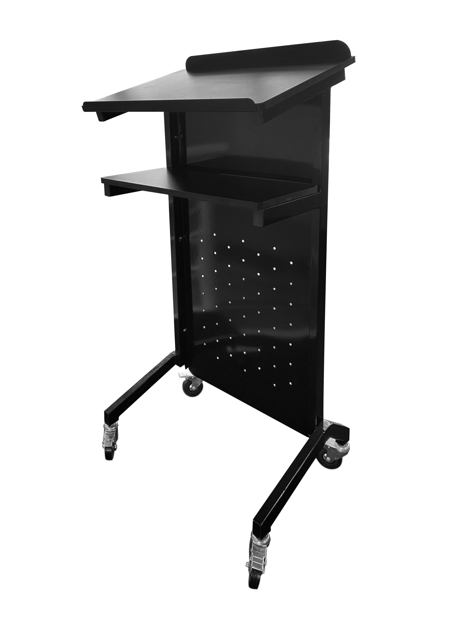 Lectern with LED Light